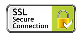 logo SSL Secure Connection